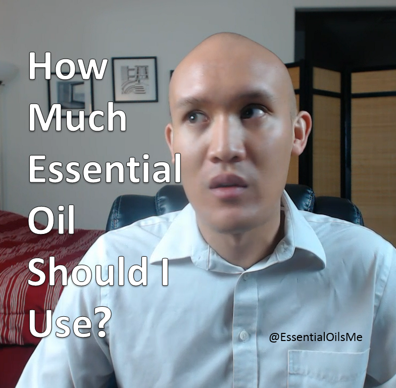 How much essential oil should I use