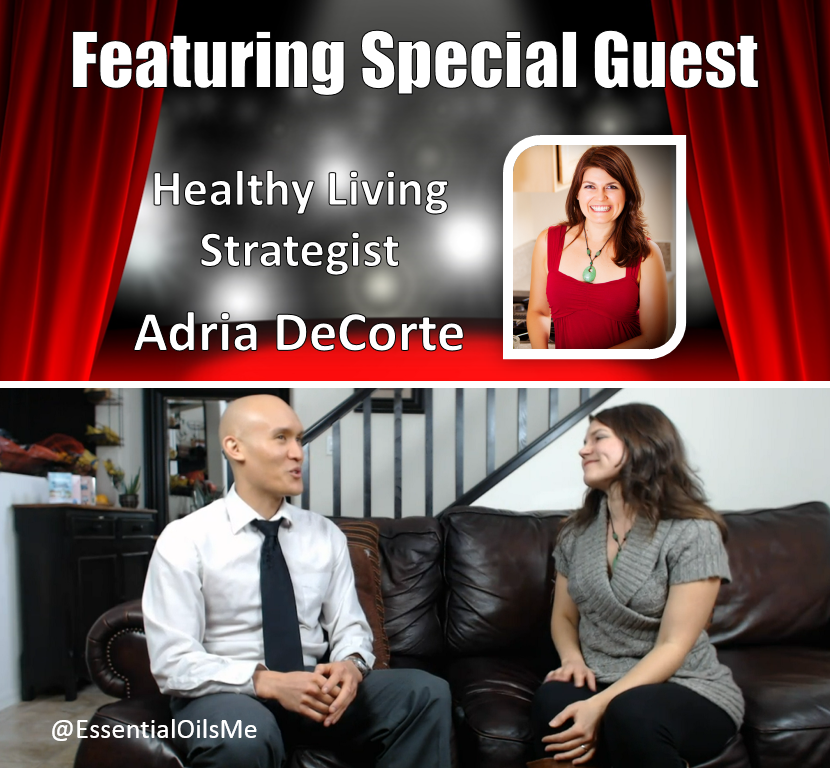 Lance's Interview With Adria DeCorte