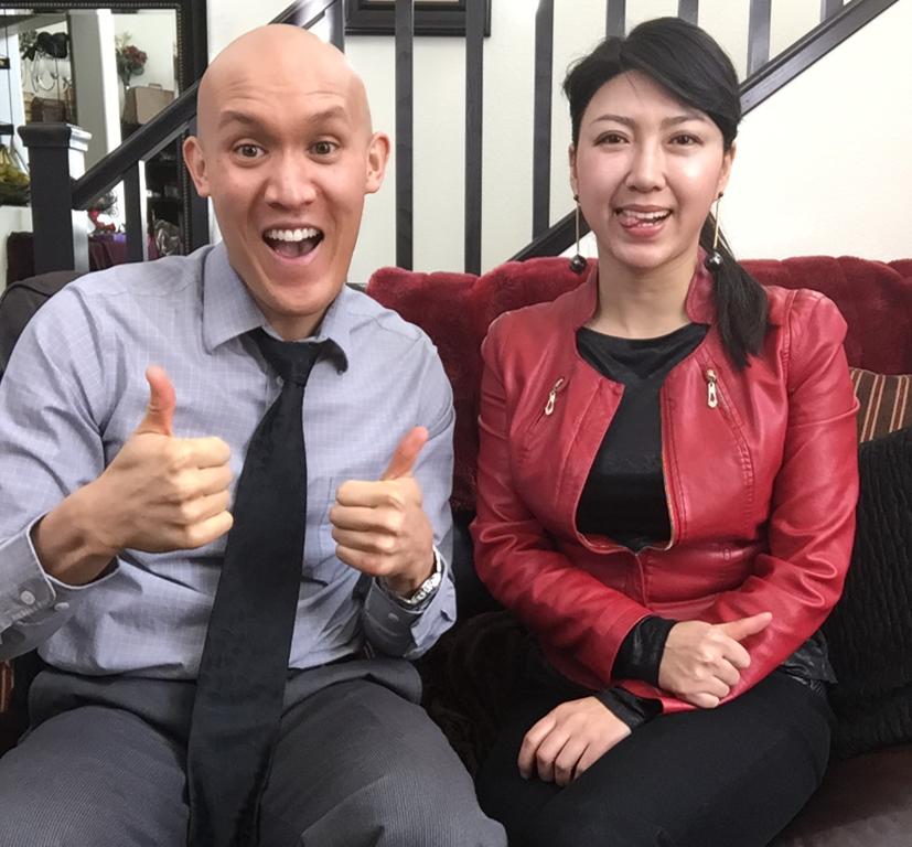 Lance mcgowan and julia zhang