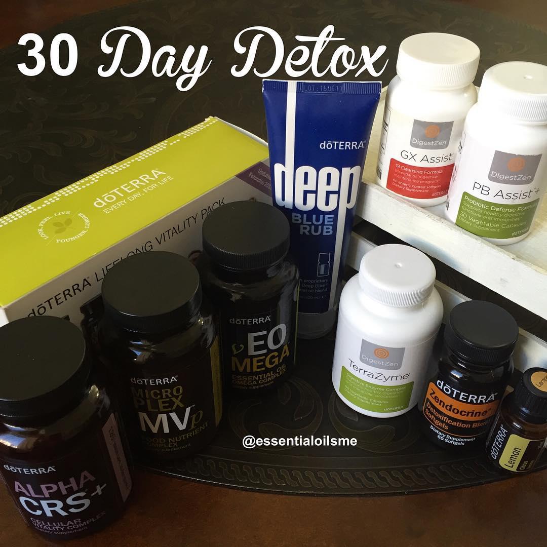 30 detox diet plan