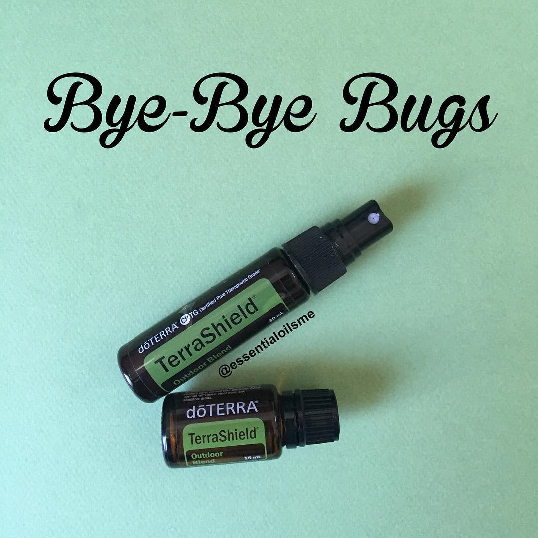 Natural Bug Repellent