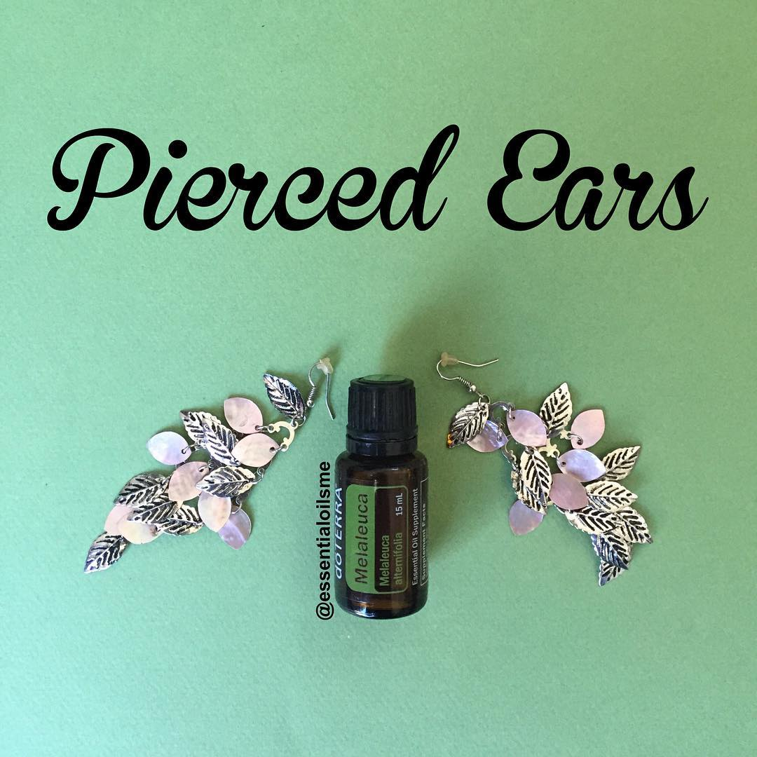 getting your ears pierced