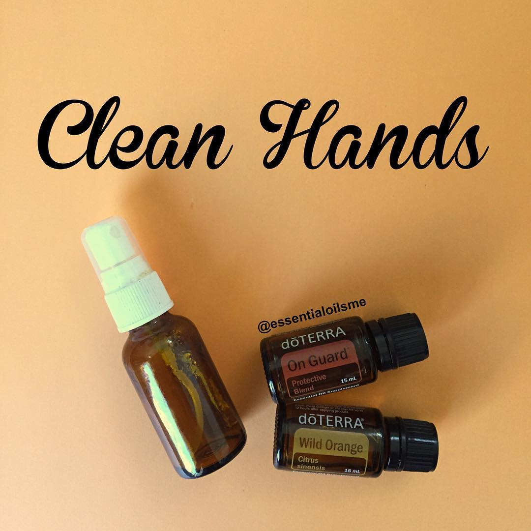 natural hand cleaner