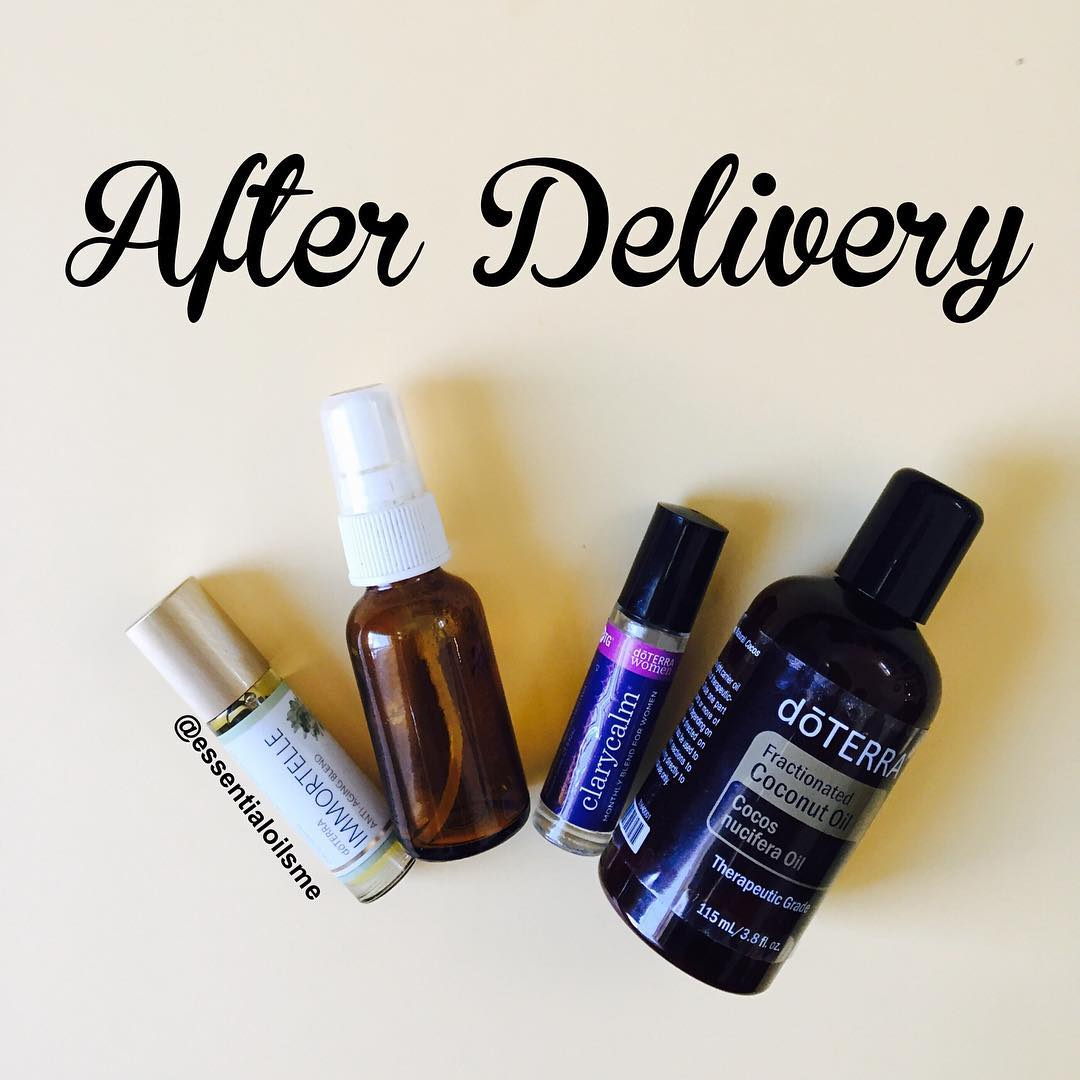 after delivery care