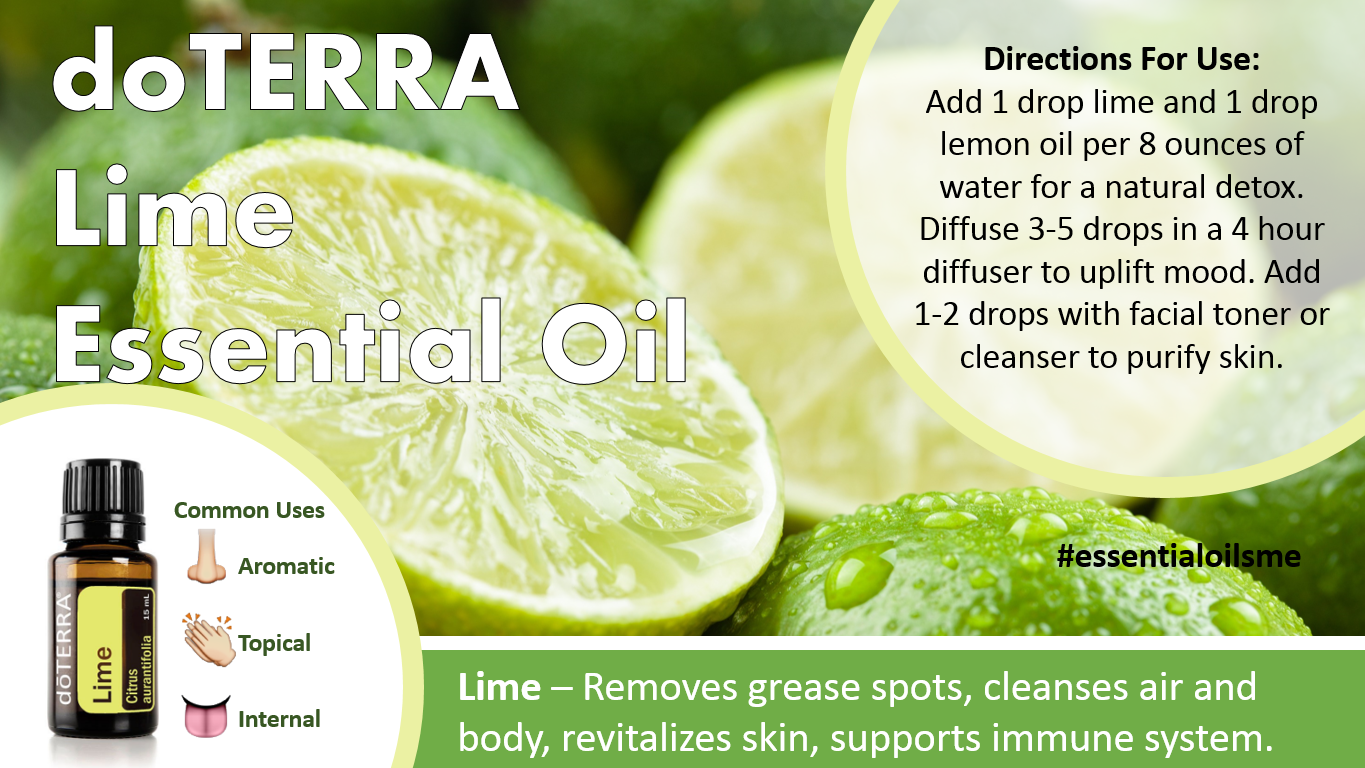 Doterra Lemon Oil Pictures