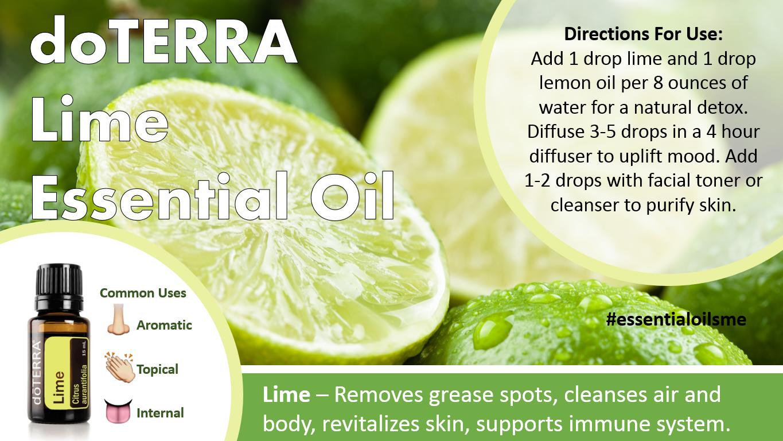 Doterra Lemon Oil Pictures