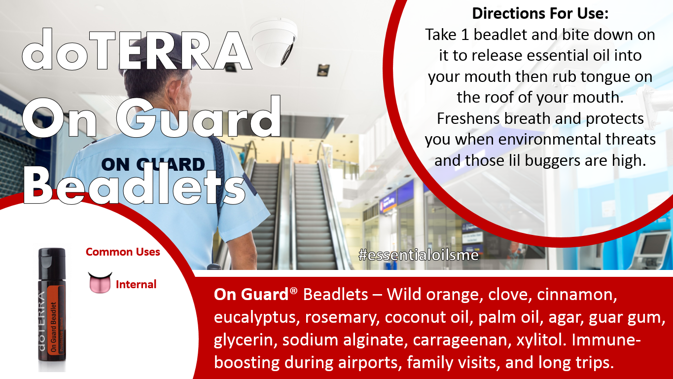 doterra on guard beadlets