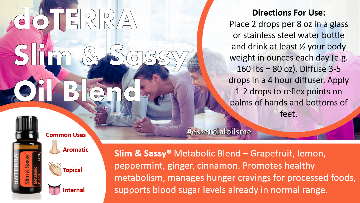 doterra slim and sassy oil blend
