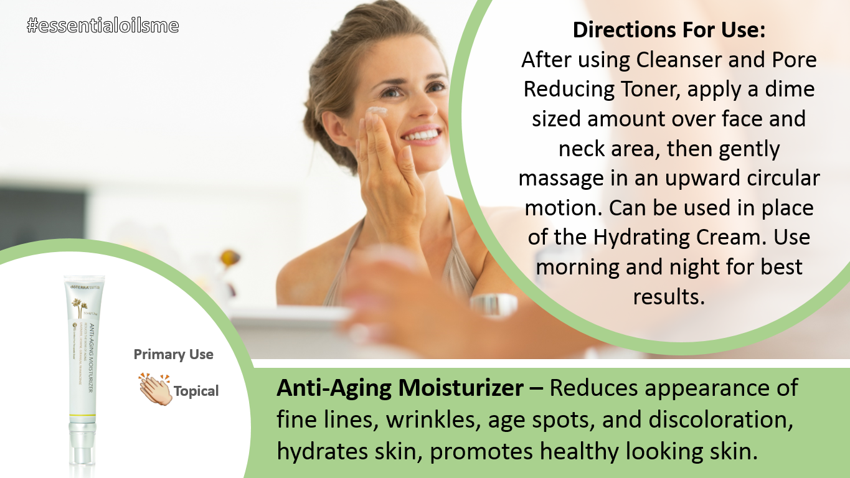doterra anti aging moisturizer