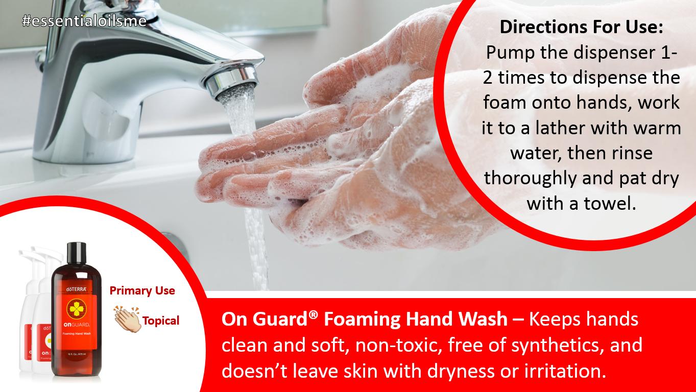doterra-foaming-hand-wash