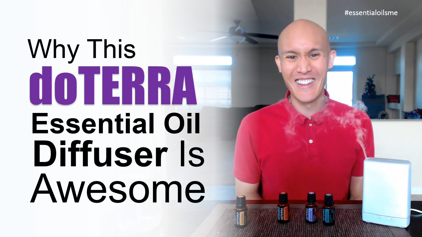 how to clean my doterra diffuser