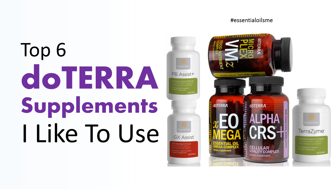doterra-supplements