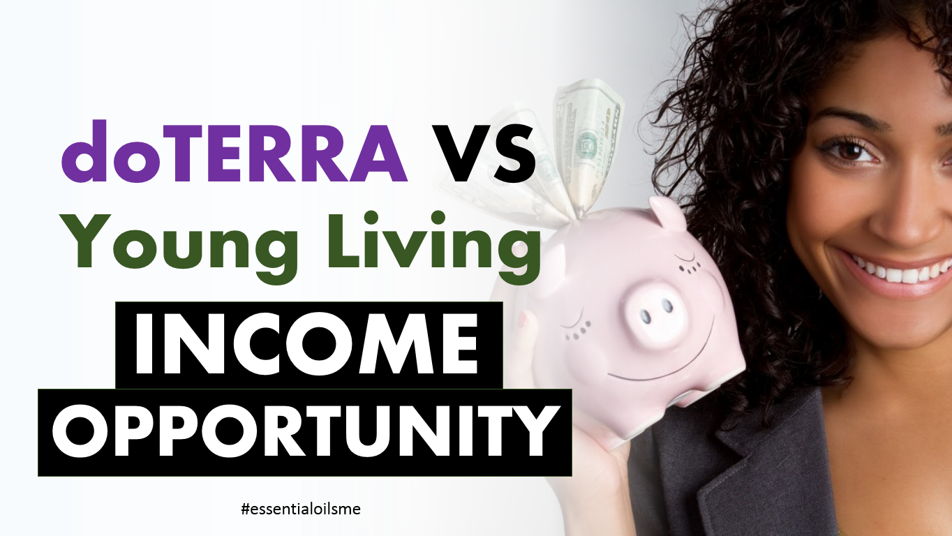 doterra vs young living income opportunity