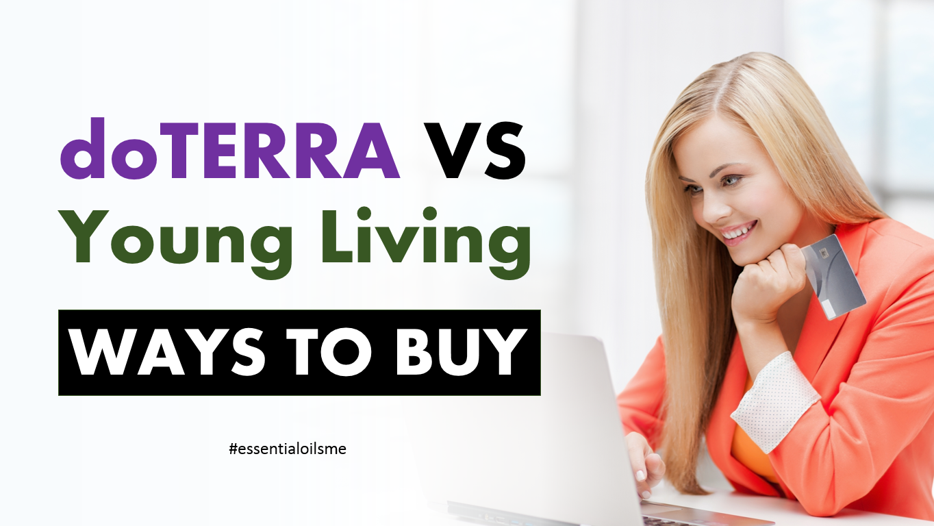 doterra vs young living ways to buy