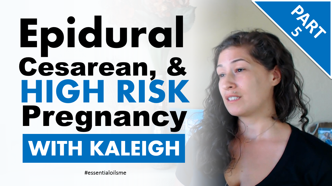 Epidural, Cesarean, Or High Risk Pregnancy
