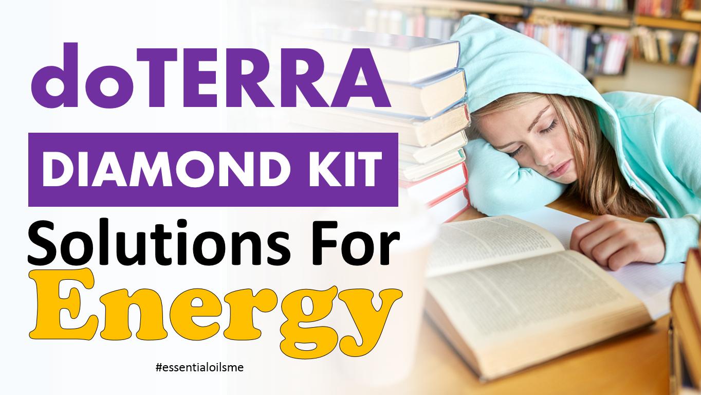 doterra diamond kit solutions for energy