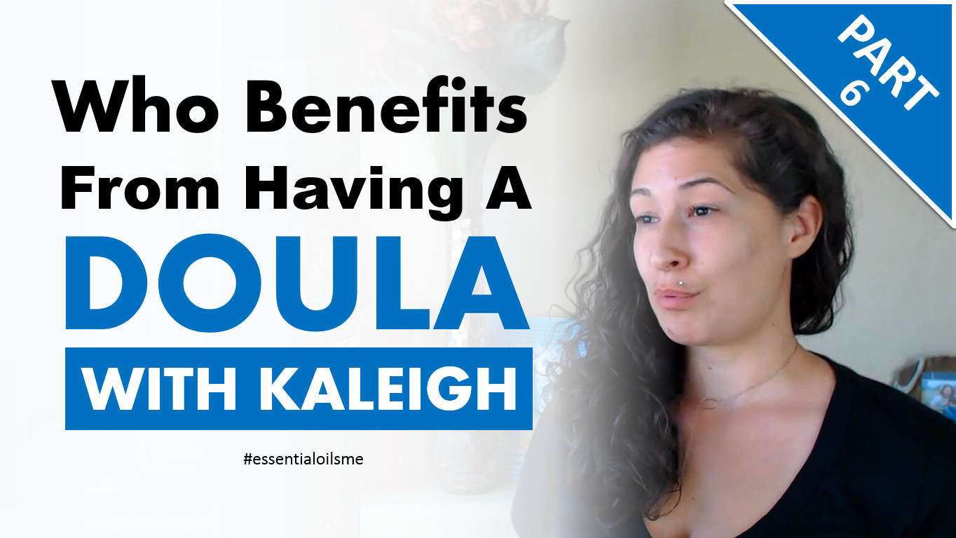 who benefits from having a doula