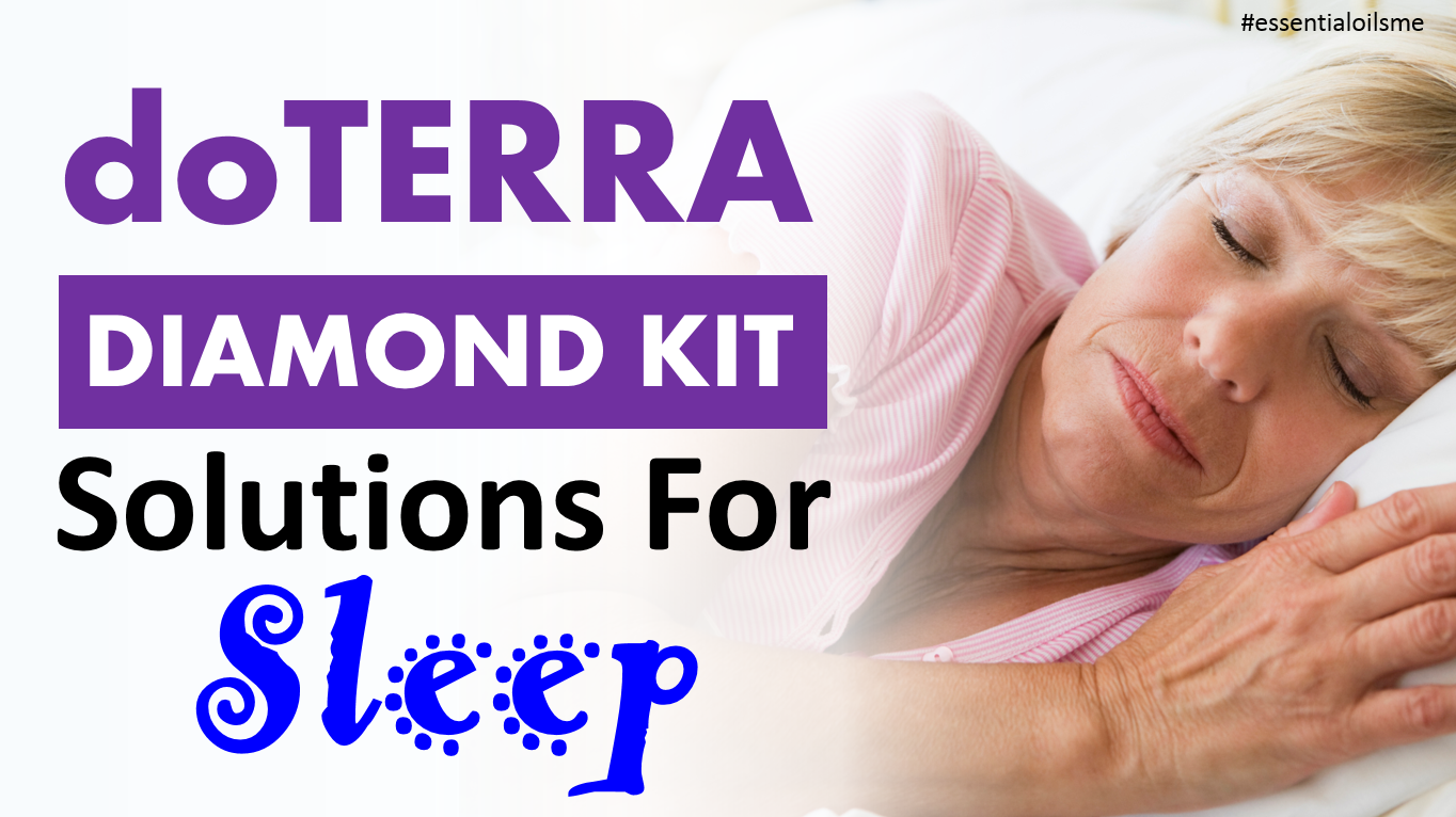 doterra diamond kit solutions for sleep