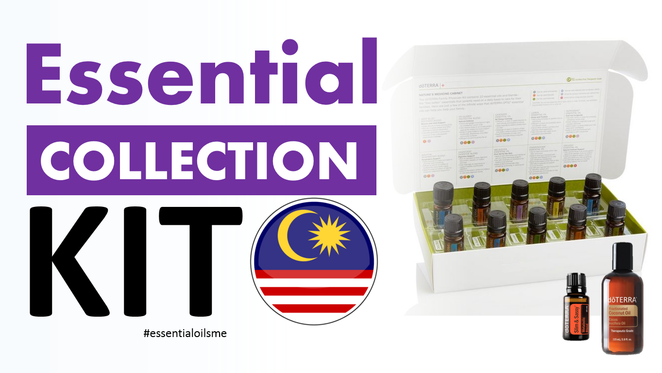 doterra essential collection kit malaysia