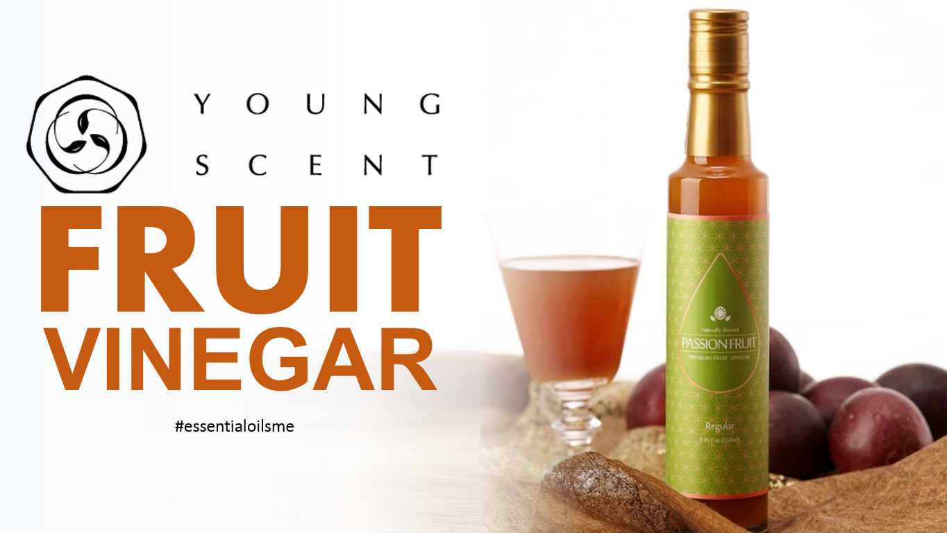 young scent fruit vinegar drink review