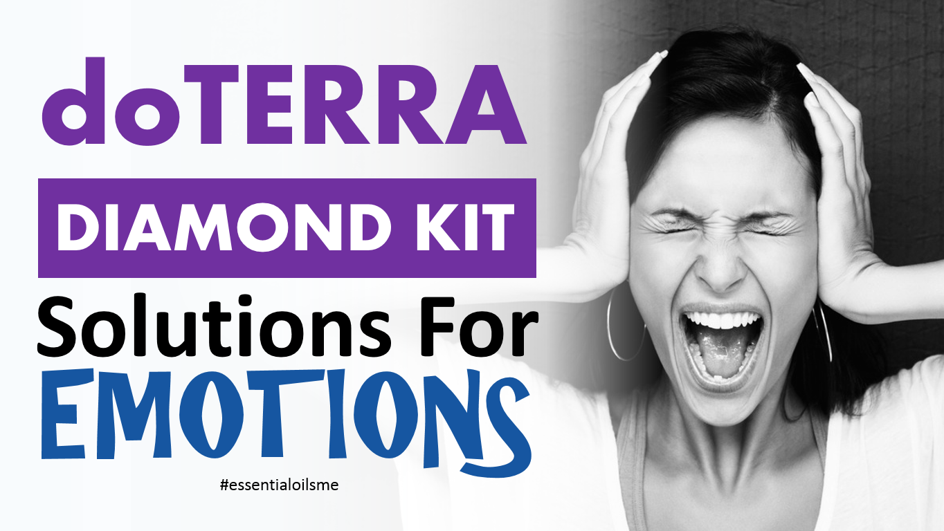 doterra diamond kit solutions for emotions