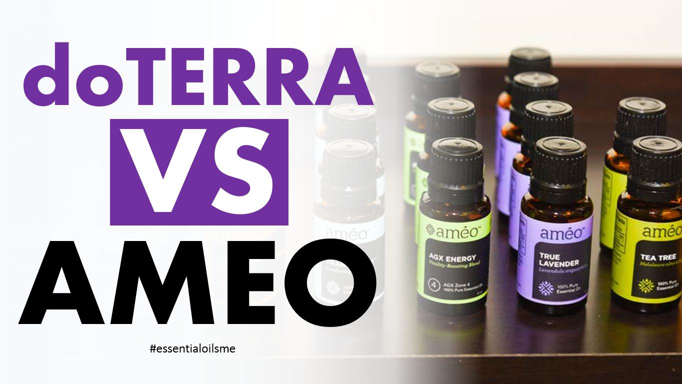 doterra vs ameo essential oils
