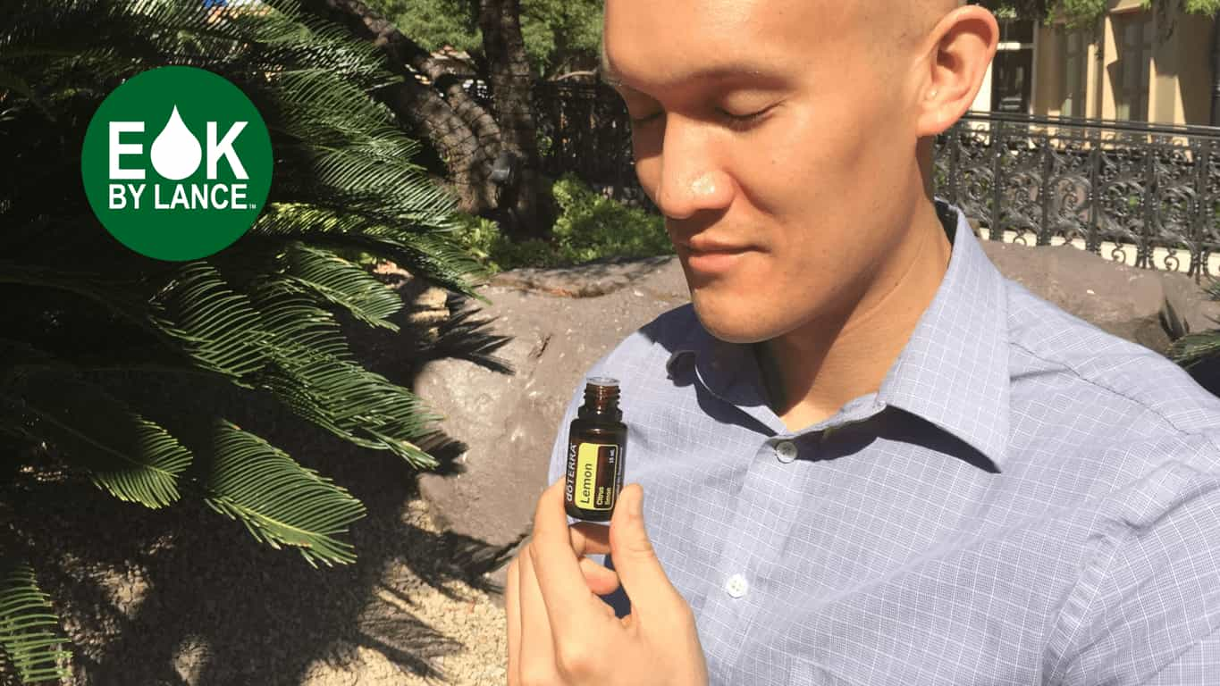 essential oil kits by lance with lemon oil
