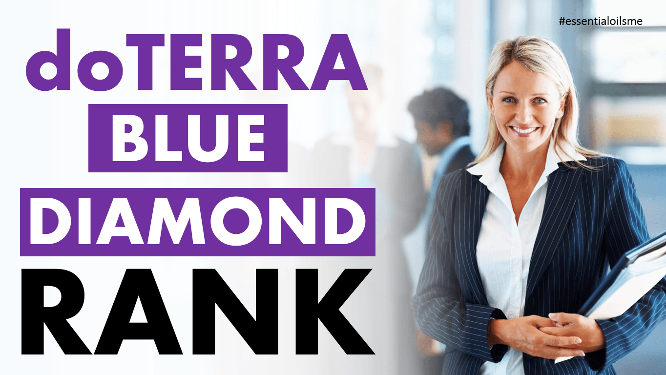 doterra blue diamond rank
