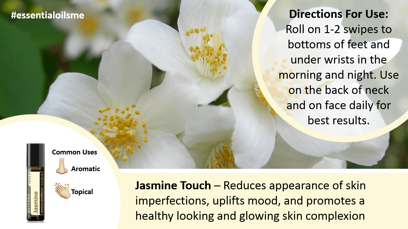 doterra jasmine touch oil